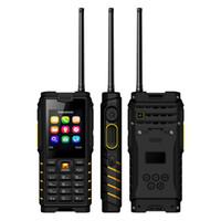 Wholesale waterproof unlocked cell phones for sale - Group buy ioutdoor T2 UHF Antenna Walkie Talkie Rugged Phone IP68 Waterproof GSM Mobile Phone mAh Battery Keypad Unlocked Cell Phone
