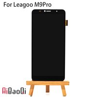 Wholesale leagoo phone online - New Original inch Touch Screen X720 LCD Display Assembly Replacement For Leagoo M9 Pro Android MT6739V Phone