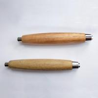 ingrosso matite a forma di penna fatta a mano-Penna da disegno a penna per legno con penna automatica in legno di palissandro 5.6MM
