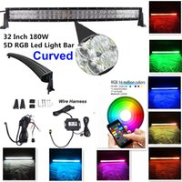 Wholesale led light bar wiring harness buy cheap led light bar wholesale led light bar wiring harness 32 quot w d rgb led light bar strobe flash aloadofball Gallery