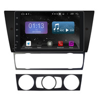 Wholesale bmw build car online - Android G G RAM G G ROM GPS Navi quot Inch Full Touch Car DVD Multimedia for BMW E90 E91 E92 E93 with RDS Radio BT DVR LINK CANBUS
