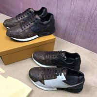 Wholesale 38 Rounds - 2018year New fashion luxury brand advanced manual leisure sneaker size 38 ~45,The dust bag+Shoe box