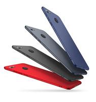 xiaomi plastik kasa toptan satış-Xiaomi not 5 için LD966 ve 9901 sert plastik kasa, hongmi için güzel arka kapak