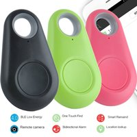 Wholesale alarm for lost cell phone for sale - Group buy Hot New Bluetooth Anti lost Alarm Key Chain Locator Smart Tracker for iphone s plus Android phone