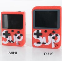 Wholesale color video games for sale - Group buy SUP Mini Handheld video Game Console Portable Retro bit FC MODEL FOR FC AV GAMES Color LCD Game Player For FC Game
