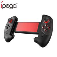 joystick do tablet pc venda por atacado-IPEGA PG-9083 Bluetooth 3.0 Joystick Sem Fio Gamepad Telescópica Game Controller para Android iOP Telefone Tablet PC Switch fortnite pubg punho