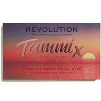 neue revolution großhandel-Nagelneues REVOLUTION Make-up Tammix Lidschatten-Palette 23 Farben Mattschimmer-Schatten-Palette Neu im Kasten DHL-freie Augen-Kosmetik