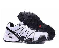 Wholesale Out Road - Speedcross 3 shoes Men Summer sports Hiking waterproof Outdoors off-road running shoes Speedcross III 1s Sneakers