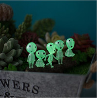 ingrosso alberi da giardino in miniatura-Fairy Noctilucous / miniature / simpatici animali / fairy garden gnome / moss terrarium decor / bonsai / bottle garden / figurine