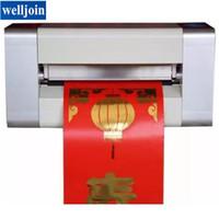 máquinas de lámina caliente al por mayor-¡NUEVO! LY 400A máquina de la prensa de la hoja digital caliente que sella la máquina de la impresora para la impresión de la tarjeta de visita del color