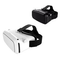 Wholesale Helmet Google - Marsnaska AndVirtual Reality 3D Glasses VR BOX Google Cardboard 3D Helmet For Smartphone