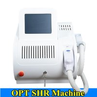 Wholesale ipl skin rejuvenation system - By CE opt shr Hair Removal System IPL SHR super hair removal machine Elight skin rejuvenation machine free shiping