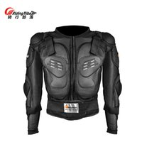 Wholesale off road armor jacket for sale - Group buy 2018 Professional Motocross Off Road Protector Motorcycle Full Body Armor Jacket Motorbike Protective Gear Clothing Sizes