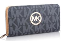 Wholesale cheap luxury handbags women bags - Women Wallet Famous Brand Fashion Dinner Bag Luxury Single Zipper Cheap Women Pu Leather Purse Handbag Lady Ladies Woman Long Purse