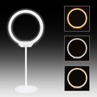 Wholesale usa studies - New LED Ring Light 3200K-5500K Adjustable Color Temperature LED Light For DSLR Camera Phone Live Video Selfie USA AU EU UK Hot Sale