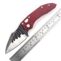 cts messer großhandel-automatische Messer Custom Stitch Klappmesser CTS-XHP D2 Klinge Nylon Glasfaser Griff Taktische Überleben Camping Tasche Messer