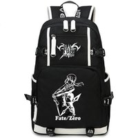 Wholesale fate game - Fate grand order backpack Jeanne school bag FGO game daypack Quality schoolbag Outdoor rucksack Sport day pack