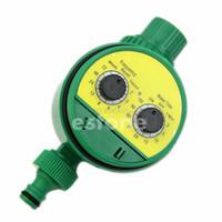 программы-контроллеры оптовых-Home Water Timer Garden Irrigation Controller 1-16 Set Programs #H028#