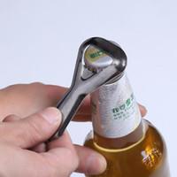 garrafas da corrente chave venda por atacado-Mini Portátil Abridor de Garrafas Chaveiro Anel Chaveiro Bar Bebidas Abridor De Garrafas De Cerveja transporte rápido F20173470