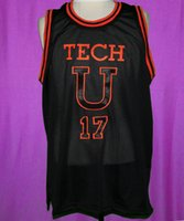 Wholesale Fox Games - HE GOT GAME MOVIE JERSEY RICK FOX - CHICK DEAGEN BASKETBALL Embroidery sewing custom any name and number
