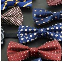 cadeaux commerciaux achat en gros de-Bowtie hommes formel cravate commercial mariage papillon mâle mariage noeuds papillon pour les hommes affaires robe robe cadeau