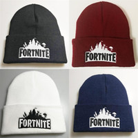 Wholesale men movie costumes for sale - Hip Hop The Fortress Night Embroidery Costume Winter Soft Woolen Beanie Women And Men Multi Color Hat Keep Warm Cap lh aa