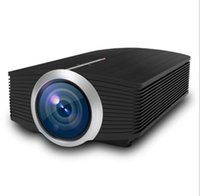 Wholesale Digital Video Cables - Thundeal Newest YG500 YG500A mini Projector 1080P 1500 Lumens Portable LCD Projector For Home Cinema Free HDMI Cable 3D Glasses