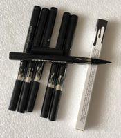 Wholesale blue color eyeliner - 36H Liquid Kelly Eyeliner Waterproof Liquid Eyebrow Pen Eye Liner Pencil Makeup Cosmetics Tools Black Brown Blue Color Dropshipping