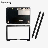 laptop lcd scharniere großhandel-Laptop-Abdeckung für ASUS K555L V555L FL5800L A555L X555L VM590L X555LA LCD-Rückseite / LCD-Frontblende / Scharnierabdeckung 13NB0621AP0811
