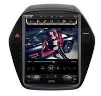 "Wholesale gps for hyundai - 10.4"" tesla style vertical screen android 6.0 Quad core 32G Car GPS radio Navigation for Hyundai ix35 Tucson 2010-2015"