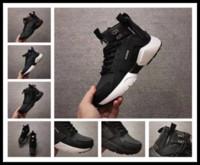rebotar zapatillas al por mayor-Epacket otoño invierno zapatillas Huarache para hombre zapatillas hombre mantener zapatos cálidos rebote zapatilla suave y3factory tienda EUR 40-45