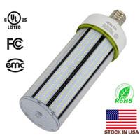 Wholesale lumen led bulbs - High lumen LED Corn Light Bulb 27W 36W 45W 54W 80W 100W 120W E26 E27 E39 E40 Garden Warehouse parking lighting AC 85-265v