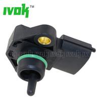 Wholesale hyundai terracan - Brand New Sensor, Boost pressure MAP Sensor For Hyundai Genesis H-1 H1 H100 Matrix Terracan 39200-42030, 39200-27400, 3920042030, 3920027400