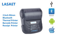 Wholesale thermal printers prices - Lowest Price 3 Inch 80mm Bluetooth Thermal Receipt Printer with different Color and Supporting IOS and Android Windows OS
