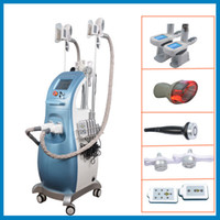 Wholesale cool lipolysis machine for sale - cavitation for weight loss cryo lipolysis ultrasound cavitation body cooling cryo handles beauty equipment machines