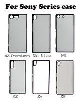ingrosso silicone caso sony xperia z5-Custodia in silicone per sublimazione per Sony Xperia M4 X5 XA XA1 XZ Premiunm Z4 Z5 L1