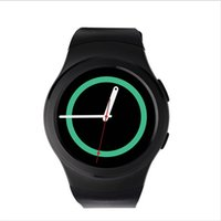 Wholesale hd gear - In stock Original NO.1 Bluetooth Smart Watch Sport Full HD Screen SIM TF card smartwatch For Android & IOS samsung gear s2 PK