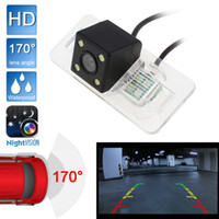 Wholesale car camera bmw x5 resale online - CCD HD Car Rearview Reverse Camera for BMW series series X5 X6 CAL_01C
