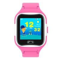 браслет gps запястье оптовых-2018 Newest Children Location Watch IP67 Waterproof Wrist Watch SIM Card GPS Kid Smart Electronic Fence Bracelet