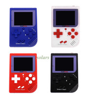 Wholesale mini station - Original Coolbaby RS-6 Mini Handheld Game Console 8 Bit RS6 Retro Portable Game Player Station with 2.5inch LCD Display for FC