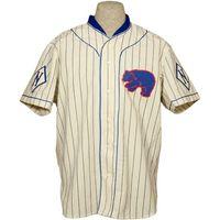 Wholesale custom bear - Newark Bears 1927 Home Jersey 100% Stitched Embroidery Logos Vintage Baseball Jerseys Custom Any Name Any Number Free Shipping