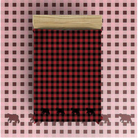 клетчатая фланелевая ткань оптовых-Flannel Fleece Blanket Lightweight Cozy Bed Sofa Blankets Super Soft Fabric Red Black Plaid and Elephant Pattern
