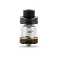 Wholesale best rta atomizer resale online - 100 Original Coil Master RAY RTA ml mm Black Vape Atomizer Top Quality All CoilMaster INSTOCK Contact Get Best Deal