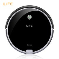 Wholesale Cyclone Bags - Ilife A6 Robotic Vacuum Cleaner With Piano Black