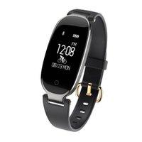relógios inteligentes para meninas venda por atacado-S3 smart watch moda esporte bluetooth inteligente pulseira telefone smart watch monitor de freqüência cardíaca smartwatch para a menina