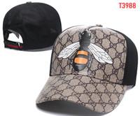 Wholesale owl design hat resale online - High quality fashion Brand pairs ball caps Tiger design Baseball Cap Yeezus OWL hats for men women bone adjustable Snapback Luxury hat