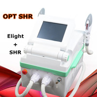 Wholesale light therapy for face online - Best ipl hair removal machines opt shr laser therapy machine e light skin care ipl laser hair removal for spa salon