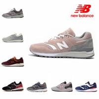 Wholesale B Unique Shoes - new balance shoes men women NEW BALANCE 2018 MRL NB 997 M997DSLR mens Sneakers Running Shoes Sneakers Retro Shoes Unique