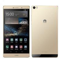 ingrosso cellulari android di ram 3gb-Telefono cellulare originale Huawei P8 Max 4G LTE Kirin 935 Octa Core 3 GB RAM 32 GB 64 GB ROM Android 6,8 pollici IPS 13 MP OTG 4360 mAh Smart Phone