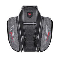 cycling saddle seat Canada - Bicycle Saddle Bag With Water Bottle Pocket Waterproof MTB Bike Rear Bags Cycling Rear Seat Tail Bag Bike Accessories